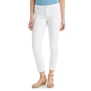 GH Bass & Co White Jeans